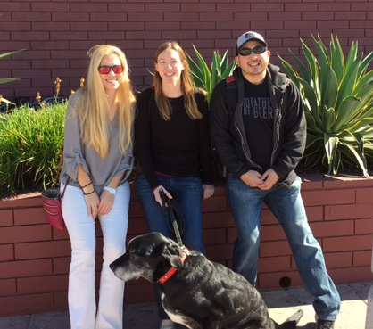 K9sOverCoffee | Dog-Friendly Things To Do In San Diego - Meeting Fellow Dog Bloggers At Starbucks in La Jolla