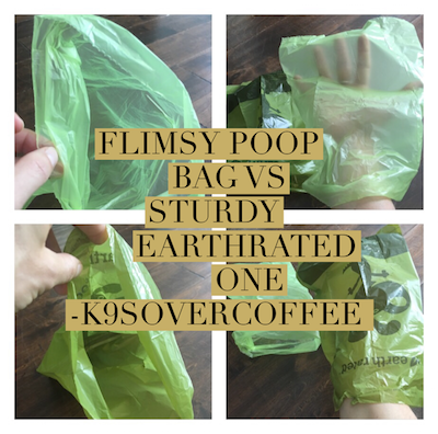 K9sOverCoffee | Mighty Paw's Dog Treat Pouch Combines The Best Of Two Worlds - Training & Walking - Flimsy Poop Bag
