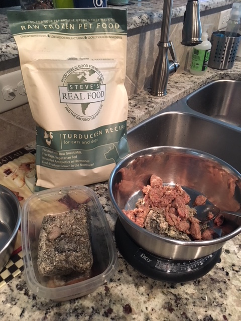 K9sOverCoffee | Mixing Up Steve's Real Food With Green Tripe From TEFCO