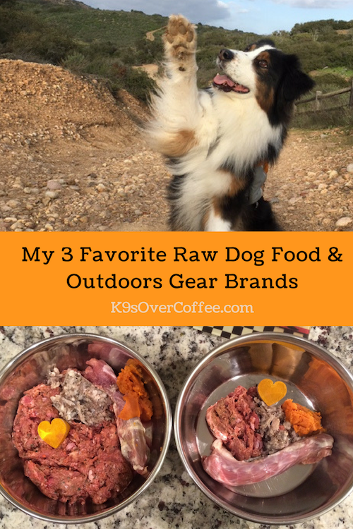 Raw Performance Dog Food