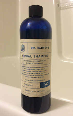 K9sOverCoffee  Dr. Harvey's Herbal Shampoo