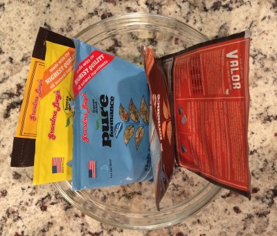 Grandma Lucy's Freeze-Dried Dog Food Trial Size Bags
