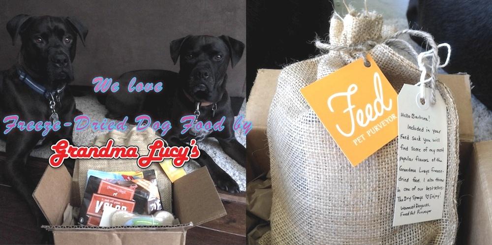 We Love Freeze-Dried Dog Food By Grandma Lucy's