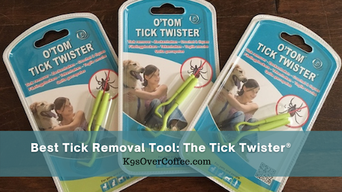 K9sOverCoffee | Best Tick Removal Tool: The Tick Twister