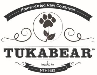 Tukabear Treats Logo