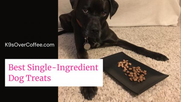 K9sOverCoffee.com | Best Single-Ingredient Dog Treats