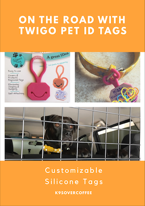 On The Road With Twigo Pet ID Tags
