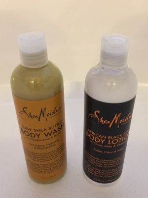 K9sOverCoffee | We Support Ethical Products - A Peek Inside Our Cruelty-Free Dog Grooming & Beauty Basket - Shea Moisture Body Wash & Body Lotion